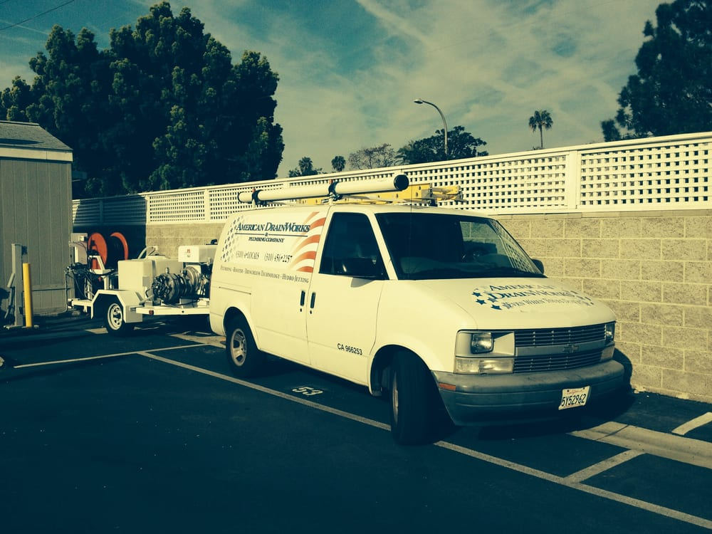 Notyced American Drain Works Amp Plumbing Comapny